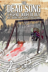 Dead Song Book 1 final cover
